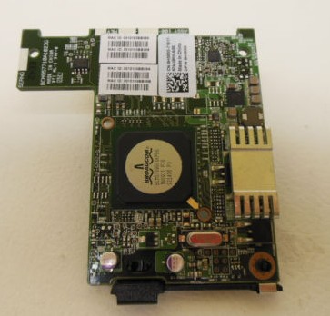 ФОТО original 5709 PCIe Ethernet Network Card H093G For PE M610 M710