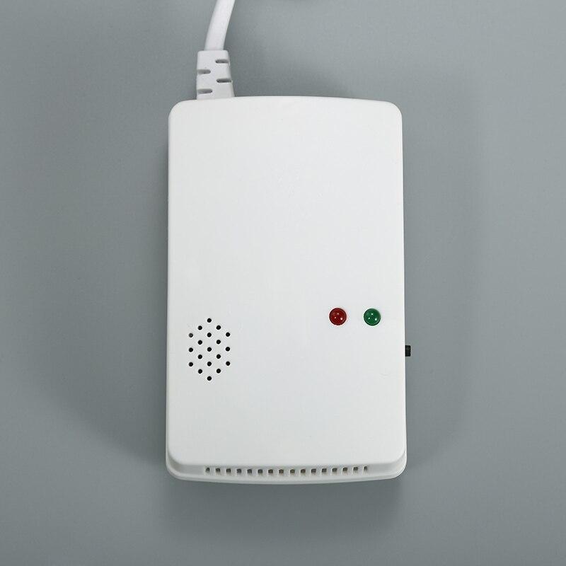High Quality Natural Gas Leak Detector Warning Alarm Carbon Monoxide Sensor Home Kitchen Safety Tester US PLUG