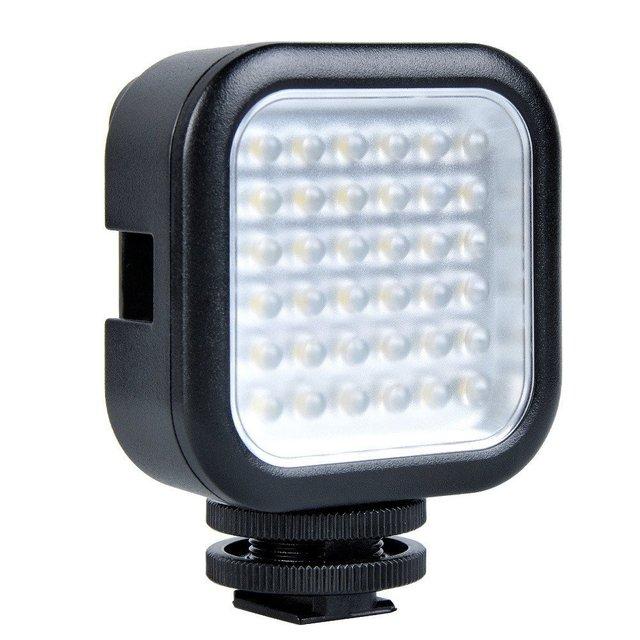 Godox led36 5500 ~ 6500 k luz de vídeo led 36 luces led de la lámpara de iluminación fotográfica para dslr cámara videocámara mini dvr