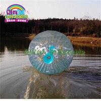 Гигантские надувные Пластик надувной шар для ходьбы по воде хомяк мяч Зорб мяч для парк развлечений