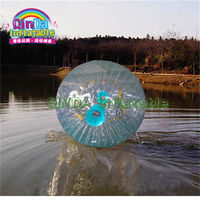 Inflatables Giant Plastic Water Walking Ball Hamster Ball Zorb Ball for Amusement Park