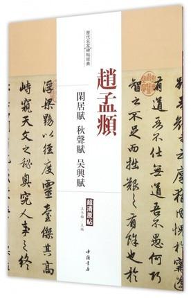 Chinese Calligraphy Book Rubbing Calligraphy From Stone Inscription Shu Fa Mo Bi Zi Zhao Men Fu Xing Shu