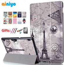 Ultra Slim Stand Case For Lenovo Tab2 A10-70 Tab2 A10-30 Tab3 10 Plus Tab3 10 Business TB-X103F TB2-X30F TB3-X70F Tablet +gifts(China)