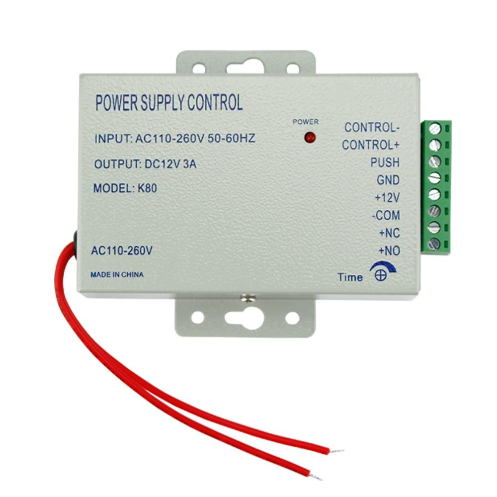 Günstige 1000 Benutzer RFID Access Control System-Kit-Set + - Schutz und Sicherheit - Foto 4
