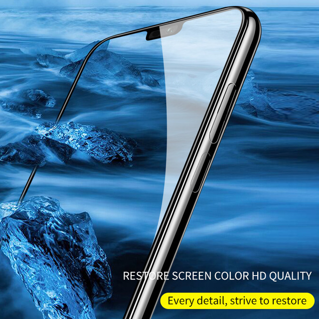ZNP 10D Glass For Huawei P20 Pro Lite Honor 9 10 Screen Protector Tempered Glass For Huawei P10 Lite Honor Play Protector Film 4
