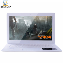 ZEUSLAP 4GB Ram+120GB SSD Ultra-thin Ultra-light Quad Core Fast Boot Windows 7/10 system Laptop Notebook Computer