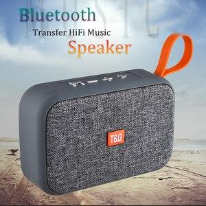 Image 2 - New Mini Portable Speaker Bluetooth Speaker Outdoor Bicycle  Wireless Speaker Mini Column Box Loudspeaker FM TF  Gift