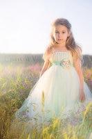 2016 HOT Summer Baby Girl Princess Tutu Dress Polyester Kid Sweet And Romantic Tutu Skirt Children