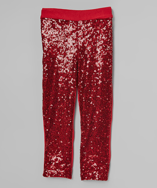 9c482568867d01 Burgundy Wine Red Sequin Pants , Baby Girls Sparkle Legging , Toddler Girl  Pant ,Sequin Leggings ( 10 pieces / lot )