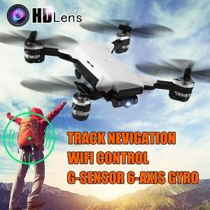 Foldable Camera Drones Wifi RC