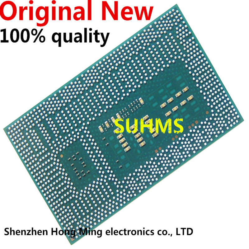 100 New SR27G i3 5005U BGA Chipset