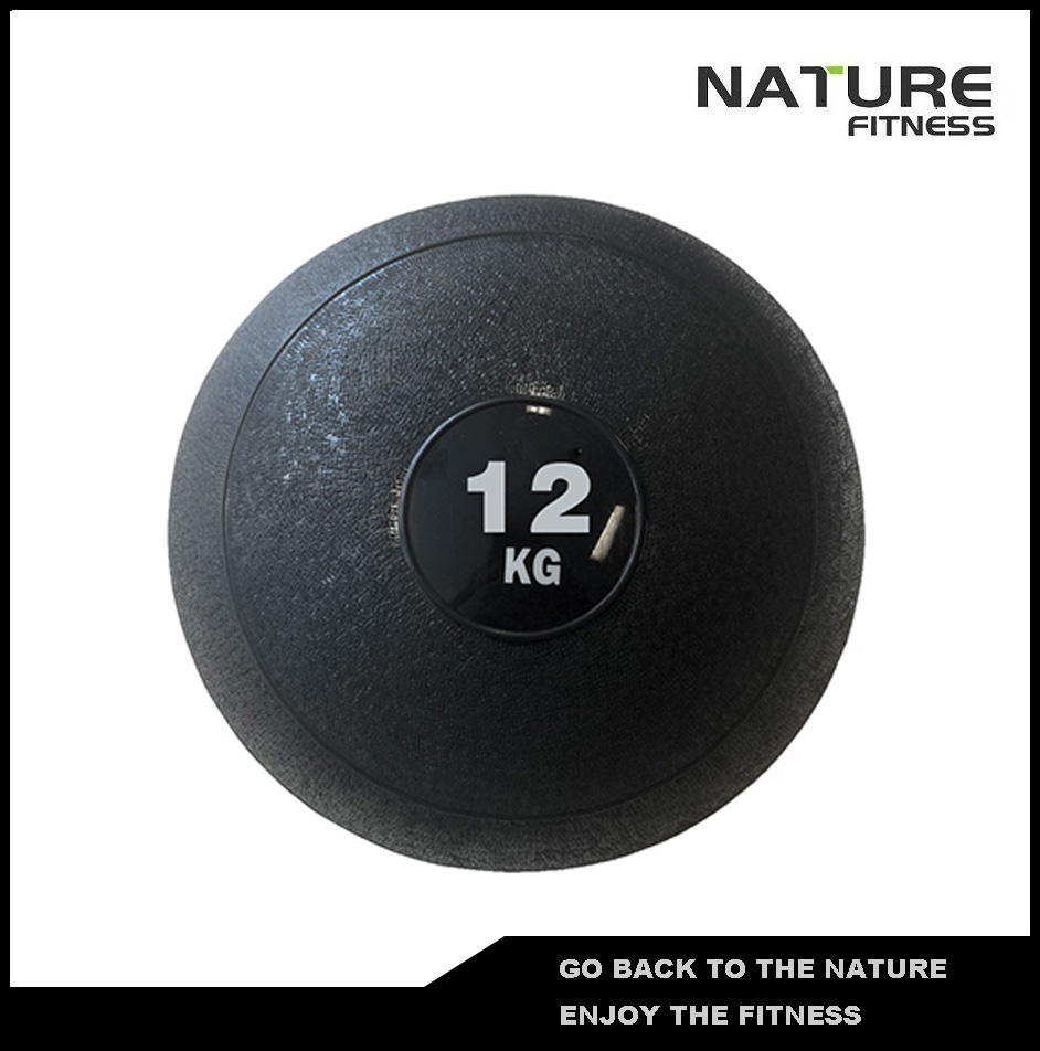 12kg Slam/Dead Ball For Core Fitness, Endurance, Co-ordination, Flexibility and Cross Fit Training
