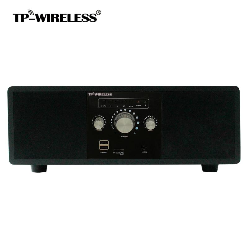 TP-WIRELESS WSD16 Mini 2.1 CH Home Cinéma Multifonction Tout-en-un 2.1 CH Bluetooth Salut-fi Haut-Parleur