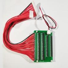 Cho JK Hoạt Động Cân Bằng Tự Động Pin Vi Phân Điện Áp Sửa Chữa Bluetooth Cân Bằng Chuyển XH2.54mm tiếp 2.0mm