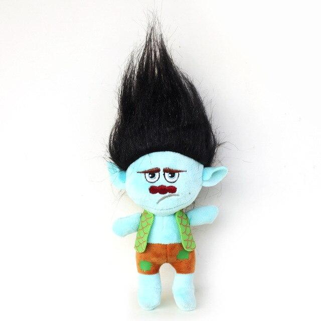 Плюшевые игрушки Тролли