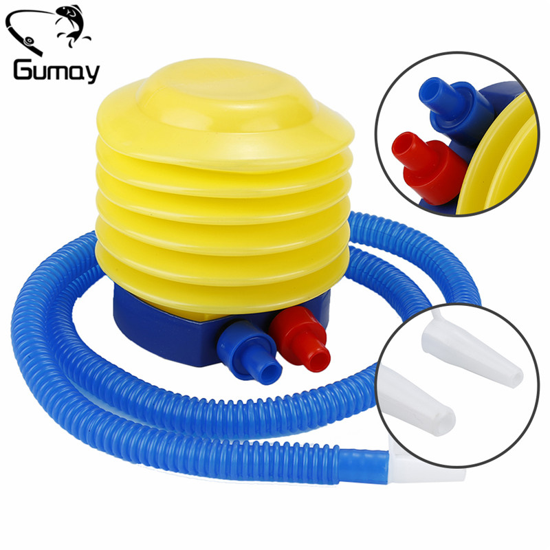 Pool Foot Ball Air Inflatable Pump Balloons Foot Inflator Pump Pool Inflator Pump for Swimming Rings Event Accessories