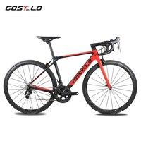 2018 Costelo Рио 3,0 полный углеродного волокна углерода дороги велосипед в комплекте велосипеда колеса completo bicicletta bici вело completa