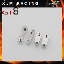 GTB RACING ALLOY STEERING WIPER ARM SET FOR 1/5 RC CAR HPI ROVAN BAJA 5B SS PARTS