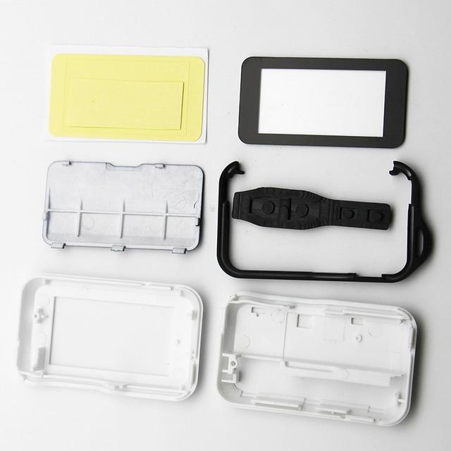 E90 Key Case Keychain Trinket for 2-way Car alarm Starline E90 E60 E61 E91 LCD remote control key Fob