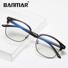 BANMAR TR90 Frame Anti Blue Light Blocking Glasses Unisex Protection Reading Gamer Computer 1821