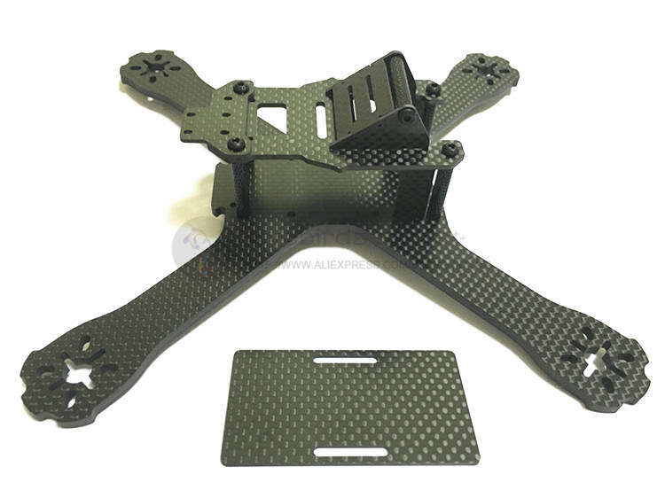 DIY FPV mini drone QAV-X 5