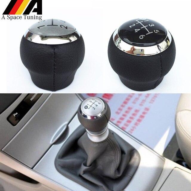 5/6 Скорость стайлинга автомобилей Шестерни ручка переключения Рычаг Stick ручка для Toyota Corolla 1.8MT Avensis Yaris D4D городской RAV4 CRUISER SCION