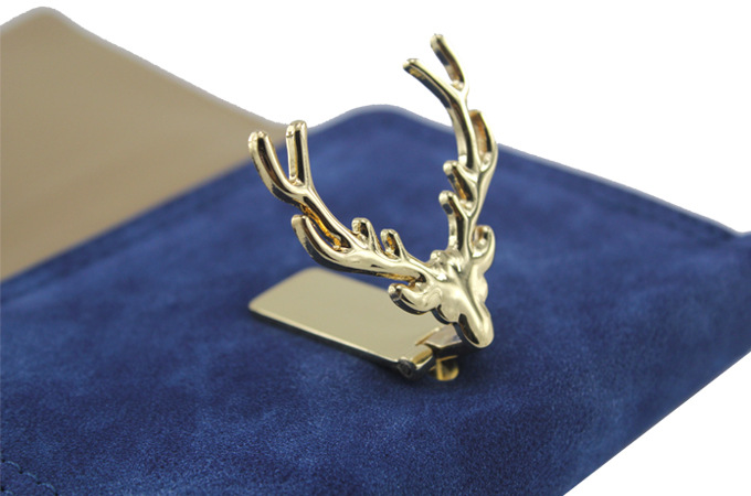 Awesome Gift Golden Deer Opener Wallet - Bagw47*