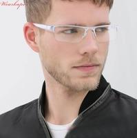 WEARKAPER Computer Goggles Anti Blue Ray Glasses Men Eyewear Frame Anti Radiation Ultraviolet Prescription Eyeglasses Women