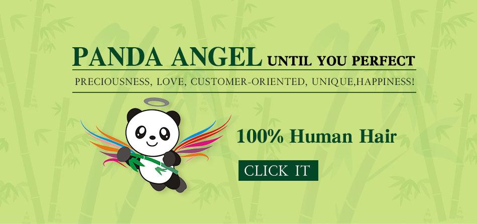 HTB1kcg.XuH2gK0jSZJnq6yT1FXaH Panda 4x4 Honey Blonde Lace Wigs #613 Brazilian Hair Ombre Straight Lace Closure Wig 150% Density Blonde Human Hair Wigs Remy