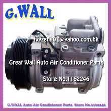 DENSO 10PA17C AC COMPRESSOR FOR CAR MERCEDES BENZ W126 AIR CONDITIONING 6PK 120MM