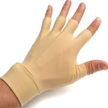 1 пара, Перчатки для фитнеса с артритом, моющиеся, нейлон, спандекс, противовоспалительные, для рук, компрессионные, забота о здоровье