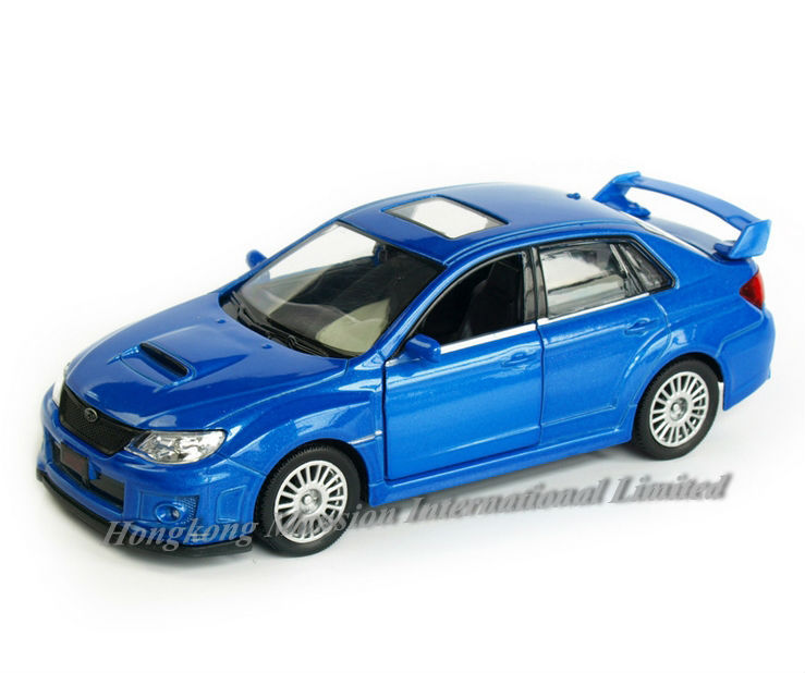 1 36 Scale Diecast Alloy Metal Car Model For Subaru