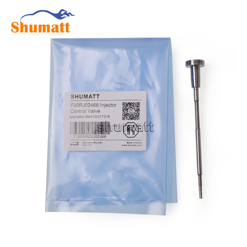 SHUMAT F00RJ02466 Fuel Injector Common Rail Control Valve Assy for 0445120217 0445120218 0445120219
