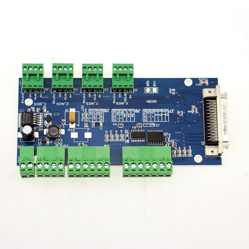 Controlador de plasma DSP 0503 de 3 ejes Versión en inglés Sistema - Piezas para maquinas de carpinteria - foto 3