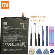 Original Replacement Battery For Xiaomi Mi Redmi 5 plus 5.99 Redrice Plus BN44 Genuine Phone 4000mAh