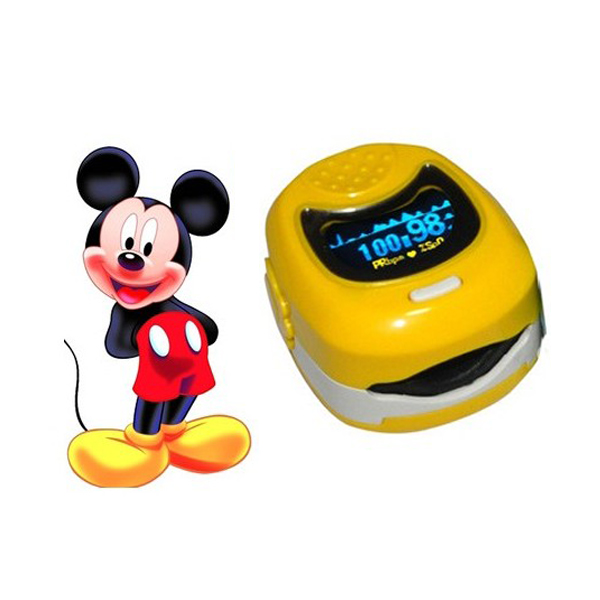 Oximetro Pulse Oximeter De Pulso De Dedo Fingertip Pulse Oximeter OLED Display For Kid 1-12 years old baby oximeter CMS50QB цены онлайн