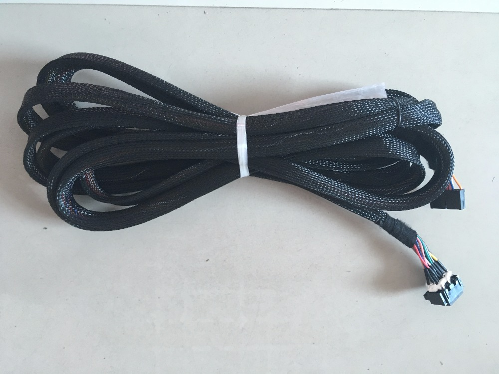Wiring Harness 6m Extension Cable B Model For Our 9 U0026quot  Bmw E39  E53 X5  E46 Only With Original