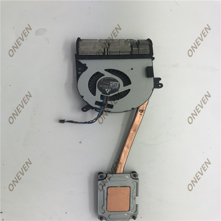 New for HP Probook 640 G2 645 G2 laptop CPU cooling fan 840662-001 4-wires 4-pin
