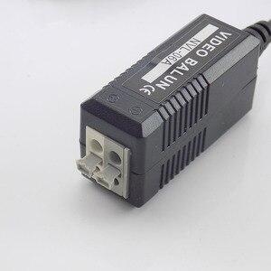 Image 5 - 2個/1ペアcctvビデオバランツイストビデオトランシーバutp bncバラン2000Ft bncケーブルbncコネクタセキュリティカメラ