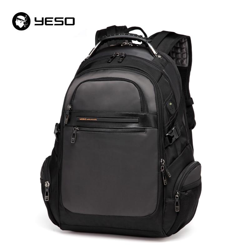 US $47.16 60% OFF|YESO New Men's Laptop Backpacks