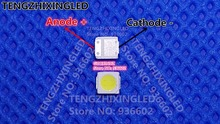 Lextar retroiluminación LED TV alta potencia LED doble CHIPS 1W 3V 3030 blanco frío 3030V7 aplicación de TV