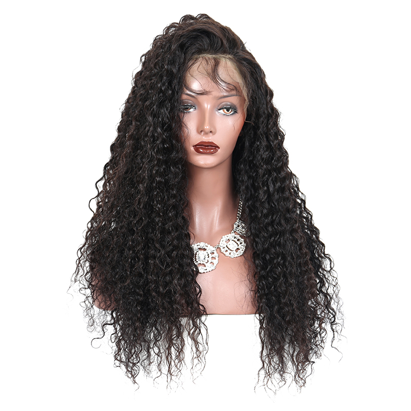250% Density Lace Front Wigs 100% Human Hair Curly Pre Plucked Brazilian Remy Hair Bleached Knots Baby Hair Honey Queen Wigs