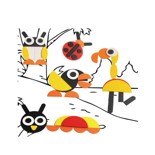 Montessori 3d Animals Puzzle Wooden Puzzles For Kids 2 4 Years Old