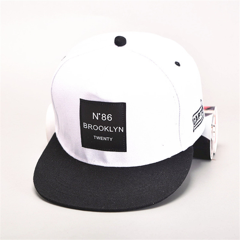 Xuyijun 2017 years lifestyle cosmetics snap hat cool backpack letter baseball cap bboy hip hop hat for male female dad cap