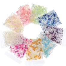 New 15g Mix Fish bowl Beads Slime Supplies DIY Glitter Pearls Slime Filler Fluffy Decoration Color Gradient Slime Accessories(China)
