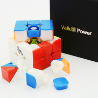 Qiyi Mofangge Magic Cube Valk3 Power 3x3x3 Stickerless 3layer Speed Cubo Magico Professional Funny Toys For