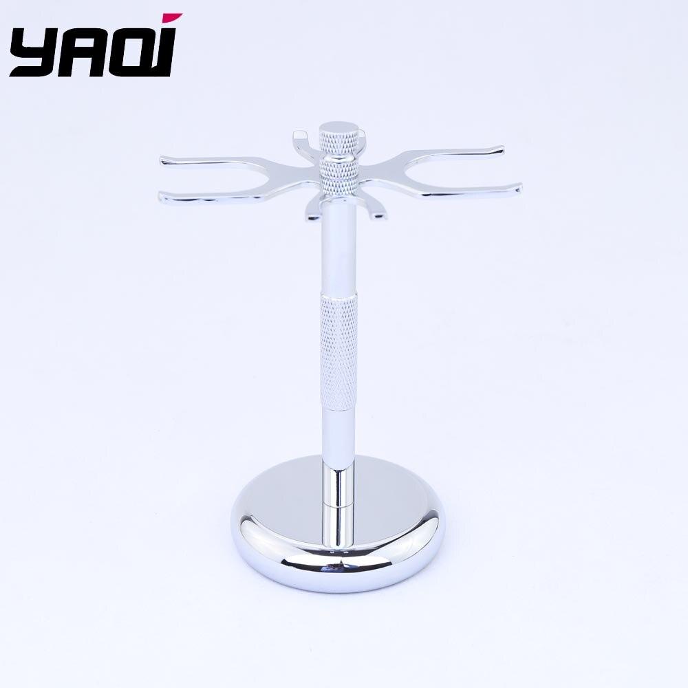 Yaqi Shaving Stand 4 prongs for 24mm 26mm 28mm Shaving Brushes  Yaqi Shaving Stand 4 prongs for 24mm 26mm 28mm Shaving Brushes