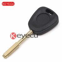 Jaguar için Çip Ile ID13 Keyecu Transponder Anahtar Fob XK8, XJ, XJ Egemen, XJS 1997-2000