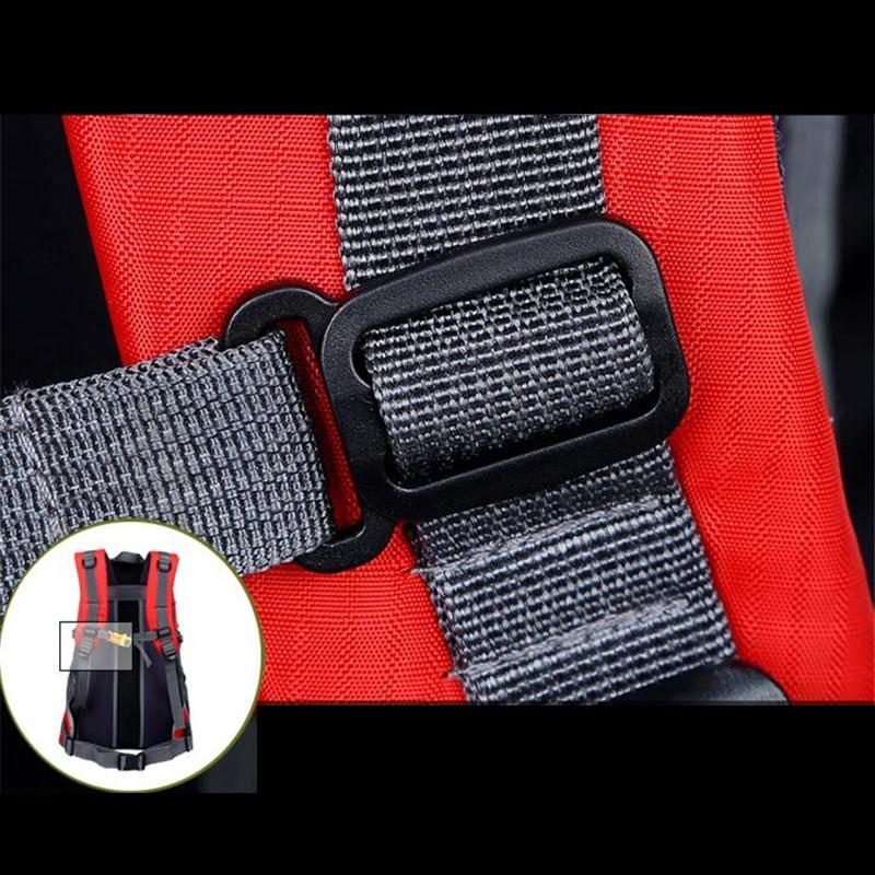 Hot Sale Nylon Black Backpack Waterproof Men's Back Pack Laptop Mochila High Quality Designer Backpacks Male Escolar S091 #6