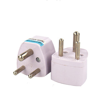 2018 NEW to Little South Africa 3 pin Universal Plug UKUSEUAU International Plug Kits Travel Power Adapter Plug #YL10 tote bags for work